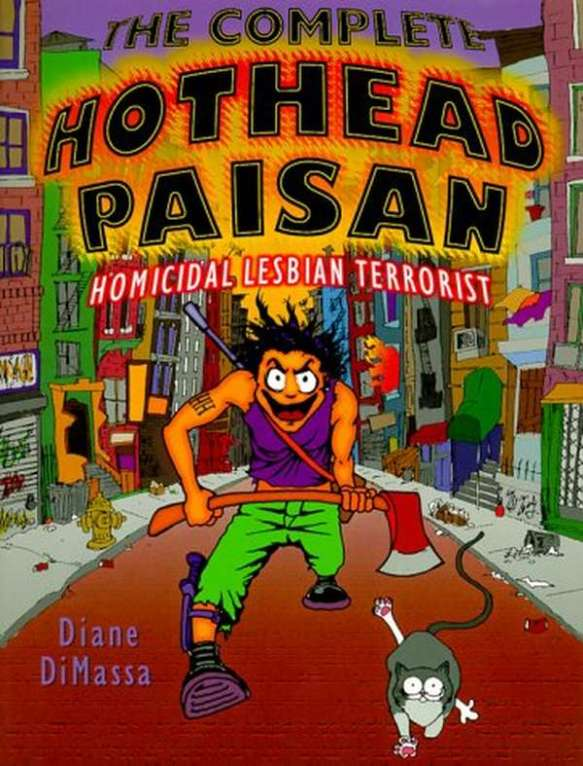 hothead paisan collection cover web600